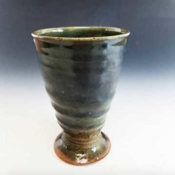 Sea Green Goblet