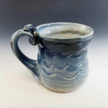 Blue Wave Mug