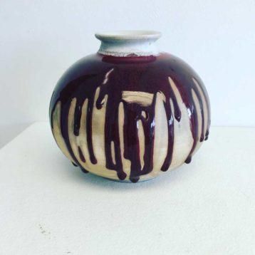 Dripping Vase